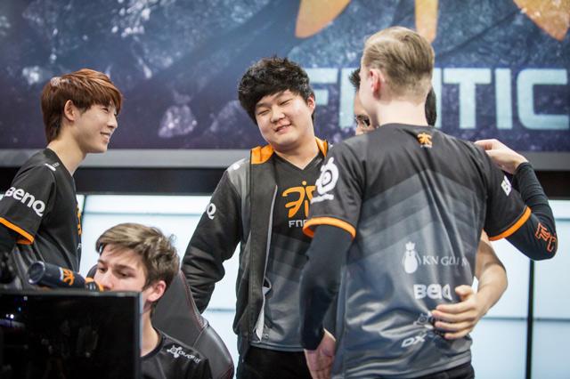 Fnatic引援成功 欧洲赛区将会有更多韩国选手?